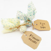 Fun and quirky wedding favours by Laura Ann