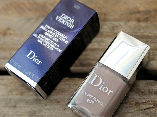 Dior Couture Colour Nail Lacquer - Palais Royal.
