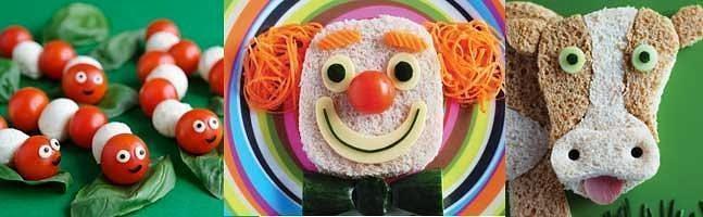 Ideas para tus fiestas infantiles fiesta vegana infantil for Cocina creativa para ninos