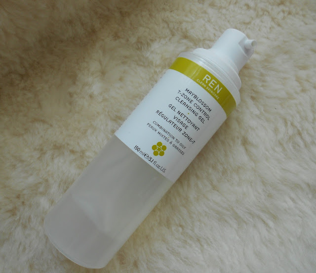 REN Mayblossom T-Zone Cleansing Gel