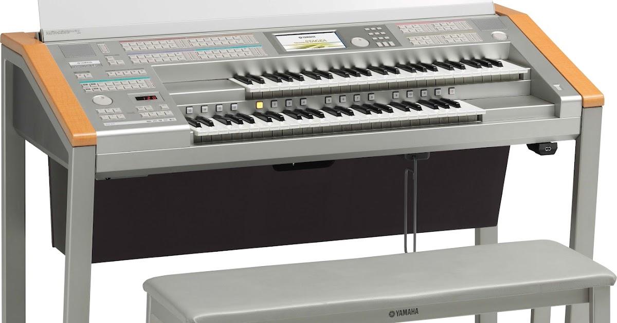 Yamaha Bk Organ