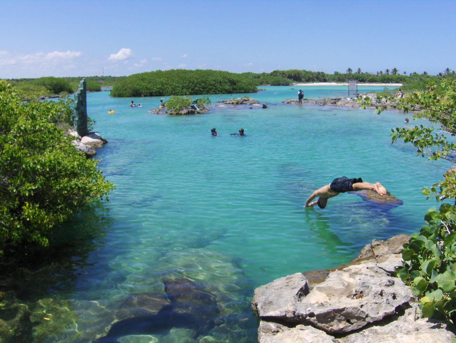 Akumal Yal Ku Lagoon