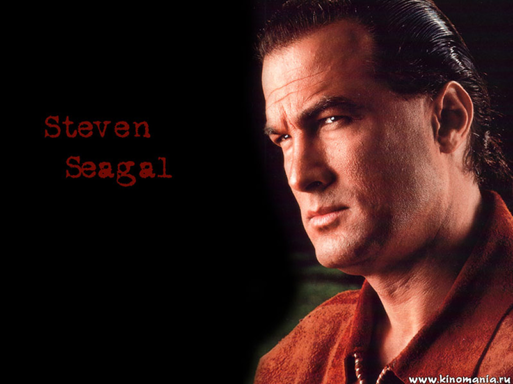 Steven Seagal - Photo Colection