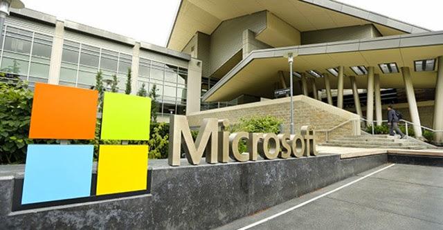 Microsoft trở thành công ty giá trị thứ hai thế giới