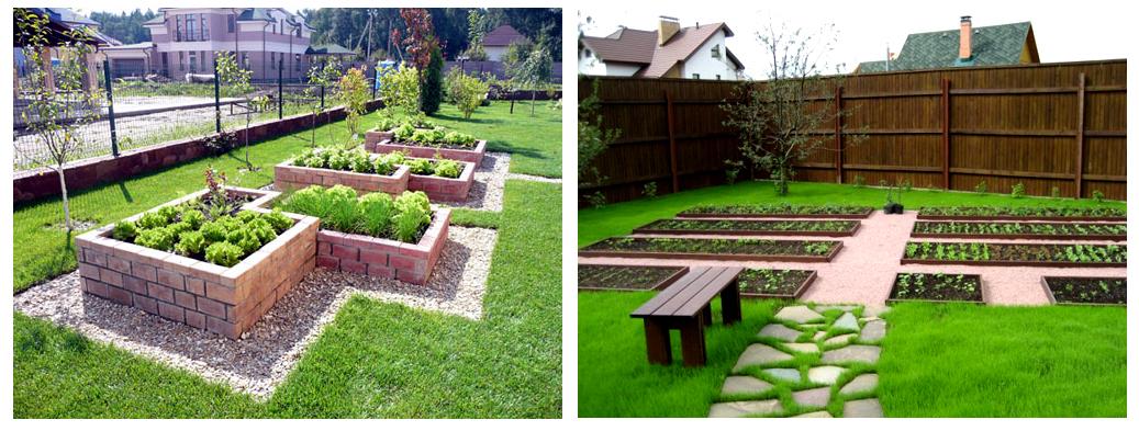 Проектирование садов и парков