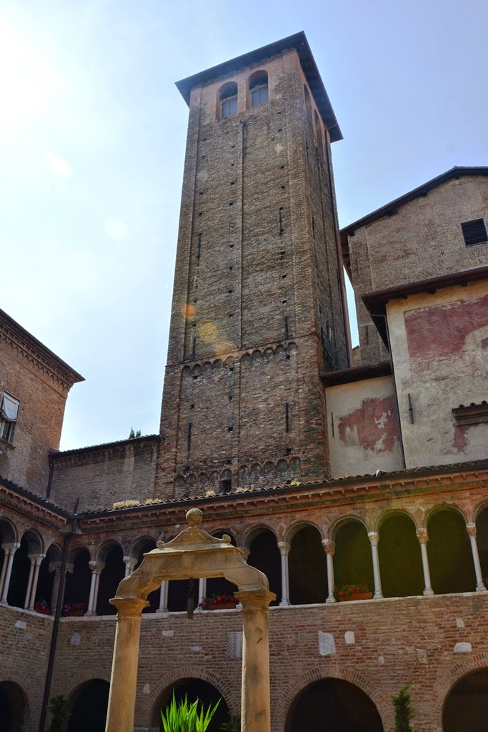 Basilica St. Stefano Bologna