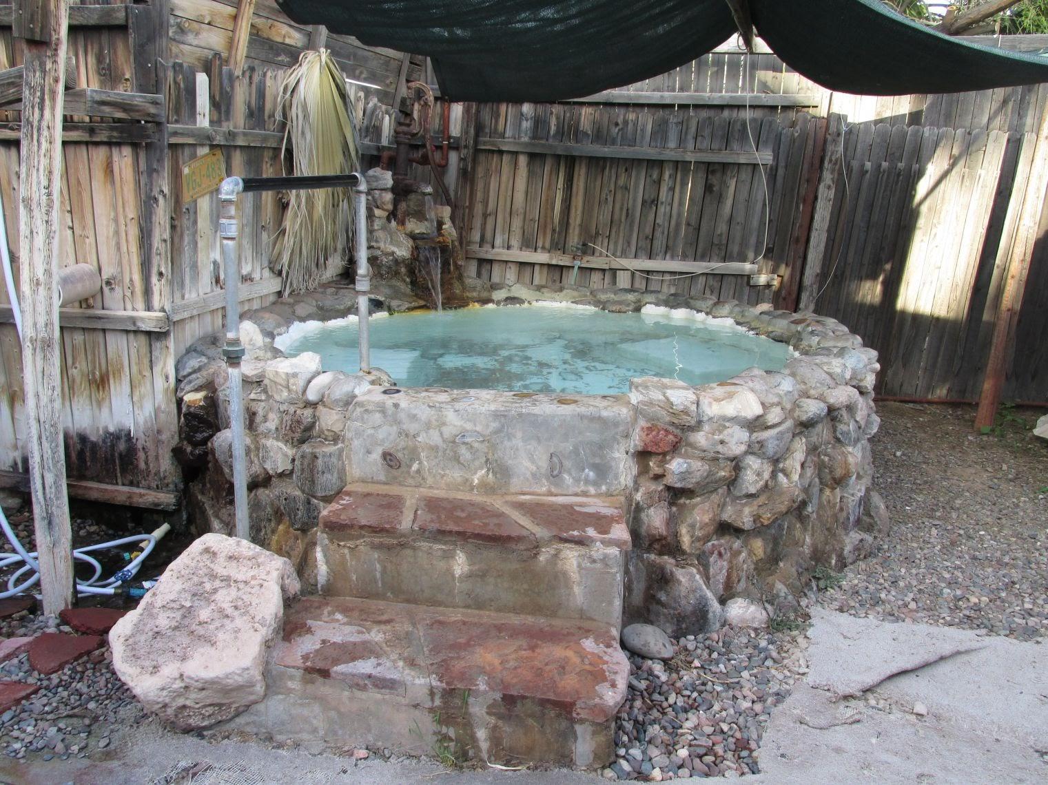 el dorado hot spring nude