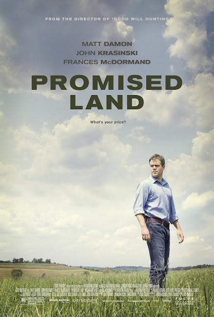 ตัวอย่างหนัง ซับไทย - Promised Land (สวรรค์แห่งนี้ ไม่สิ้นหวัง) จากผู้กำกับ Good Will Hunting นำแสดงโดย Matt Damon