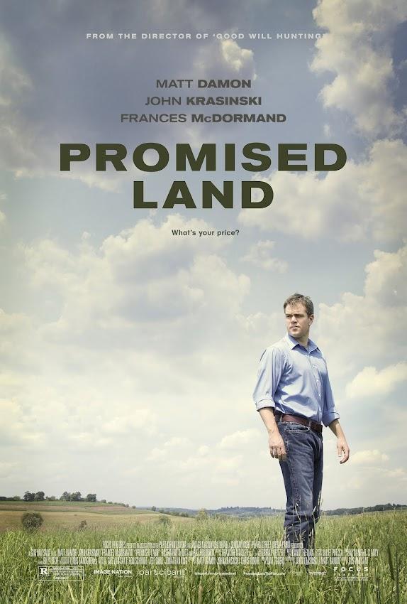 ตัวอย่างหนังใหม่ : Promised Land (สวรรค์แห่งนี้ ไม่สิ้นหวัง) ซับไทย poster