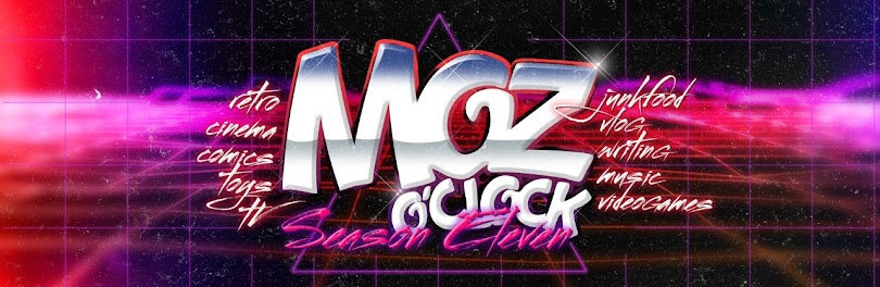 Moz O'Clock - il blog geek, retro & pop