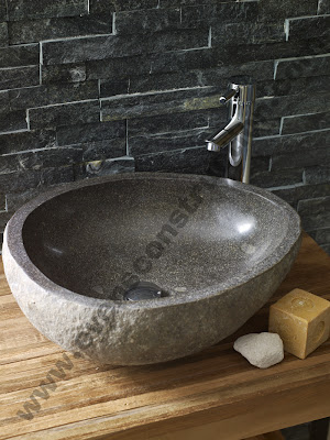 lavastone pebble basin milkywhite round reggio rectangular basin ...