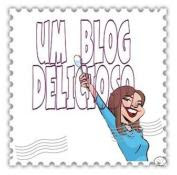 Selo Blog Delícia