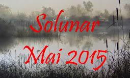Solunar Mai 2015 - click detalii
