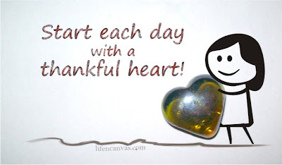 marble heart gratitude