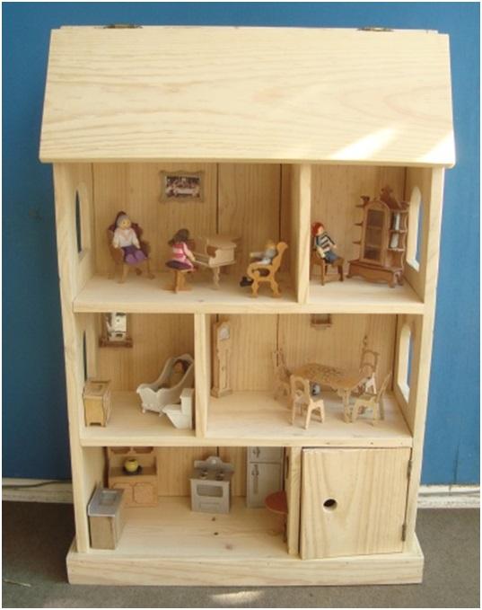 Casa de mu ecas carpinter a lego - Casa de munecas eurekakids ...