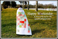 Happy Weekender Quilt Tutorial