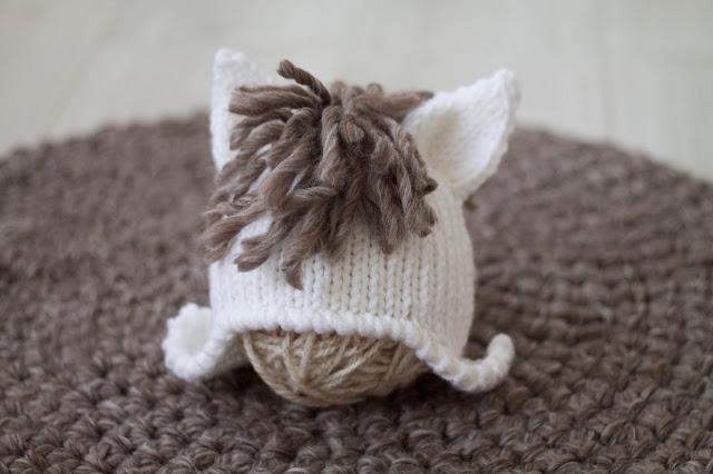 Шапочка для фотосессии лошадка - символ 2014 года, фотосессия, шапочка для фотосессий, шапочки для фотосессий
