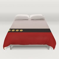 Captain Jean Luc Picard - Star Trek: The Next Generation Duvet Covers