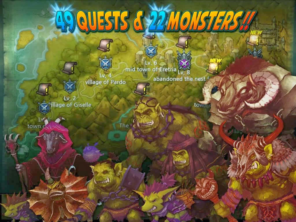 Quest Defense Tower Defense v1.1 Full Android Apk İndir