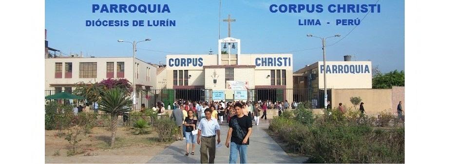 PARROQUIA   CORPUS   CHRISTI