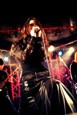 Japanese Metal Ladies, Japanese Kawaii Metal, Coco Ghost Cries, Coco