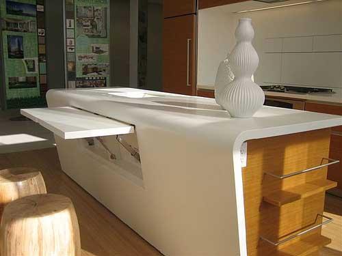 Home interior and exterior design kitchen furniture for Kitchen furniture design