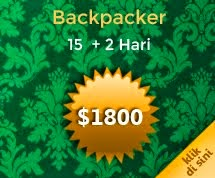 Paket Umroh Backpacker 15 + 2