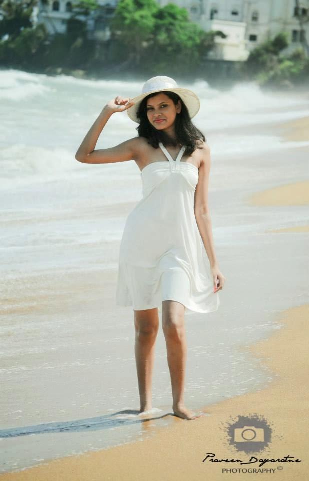 Madhu Mendis sri lankan model
