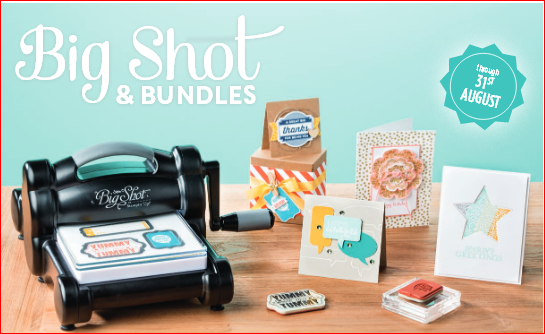 Big Shot Bundle Promotion