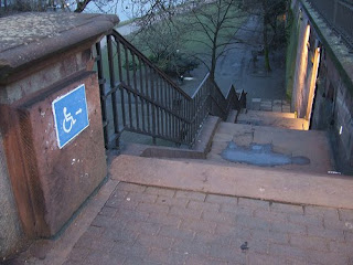 Photo of Disabled Stairs by Michael Niemand - View his Flickr page here