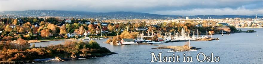 Marit in Oslo