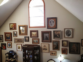 Creating a Wall of Ancestors  Using Flip-Pal Mobile Scanner & Shutterfly