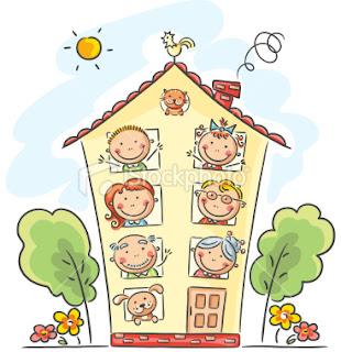Jard n infantil un mundo de amor los derechos del ni o for Aprendemos jugando jardin infantil