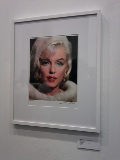 Blog de Arte, Voa Gallery, Victim of Art, Exposiciones Madrid, Galerías de arte en Madrid, Mondo Galería, Mondo Gráfico, Galería Rita Castellote, Marilyn Monroe, Lawrence Schiller,