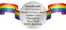 Goodreads Reader's Choice Award