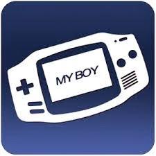 Download emulator GBA My Boy!