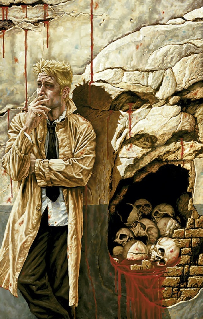 Hellblazer a.k.a John Constantine