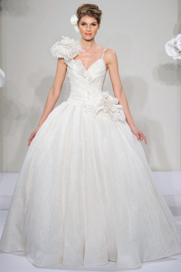 Gallery of Ball Gown: Pnina-tornai-ball-gown-kleinfeld