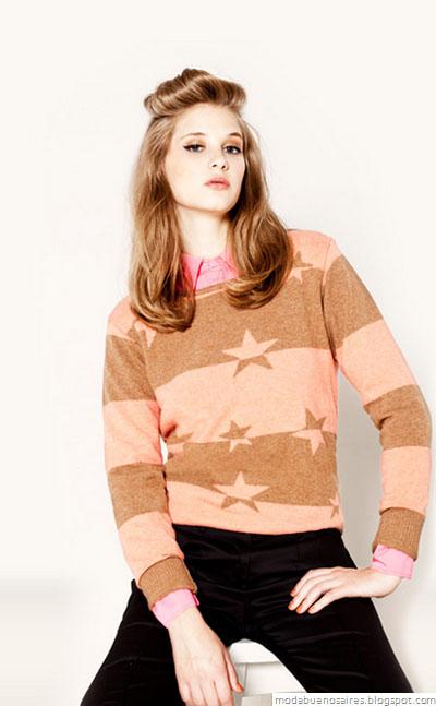 Vero Alfie otoño invierno 2012. Moda Argentina.