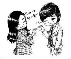 ... gambar karikatur tentang cinta. bagaimana menurut anda gambar-gambar