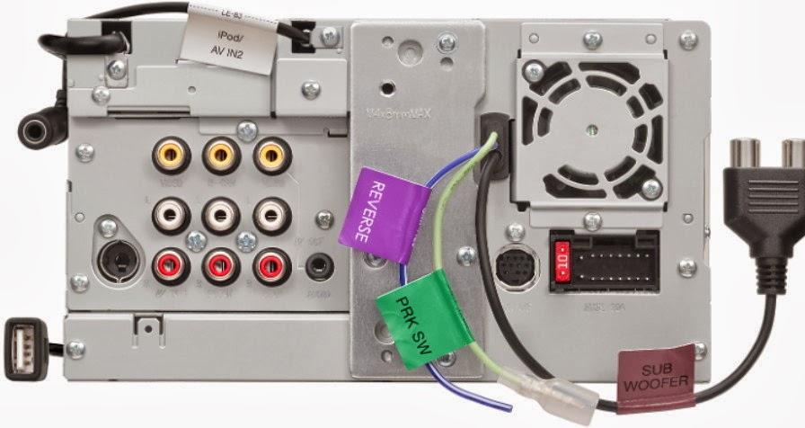 Kenwood Ddx370 Wiring Diagram