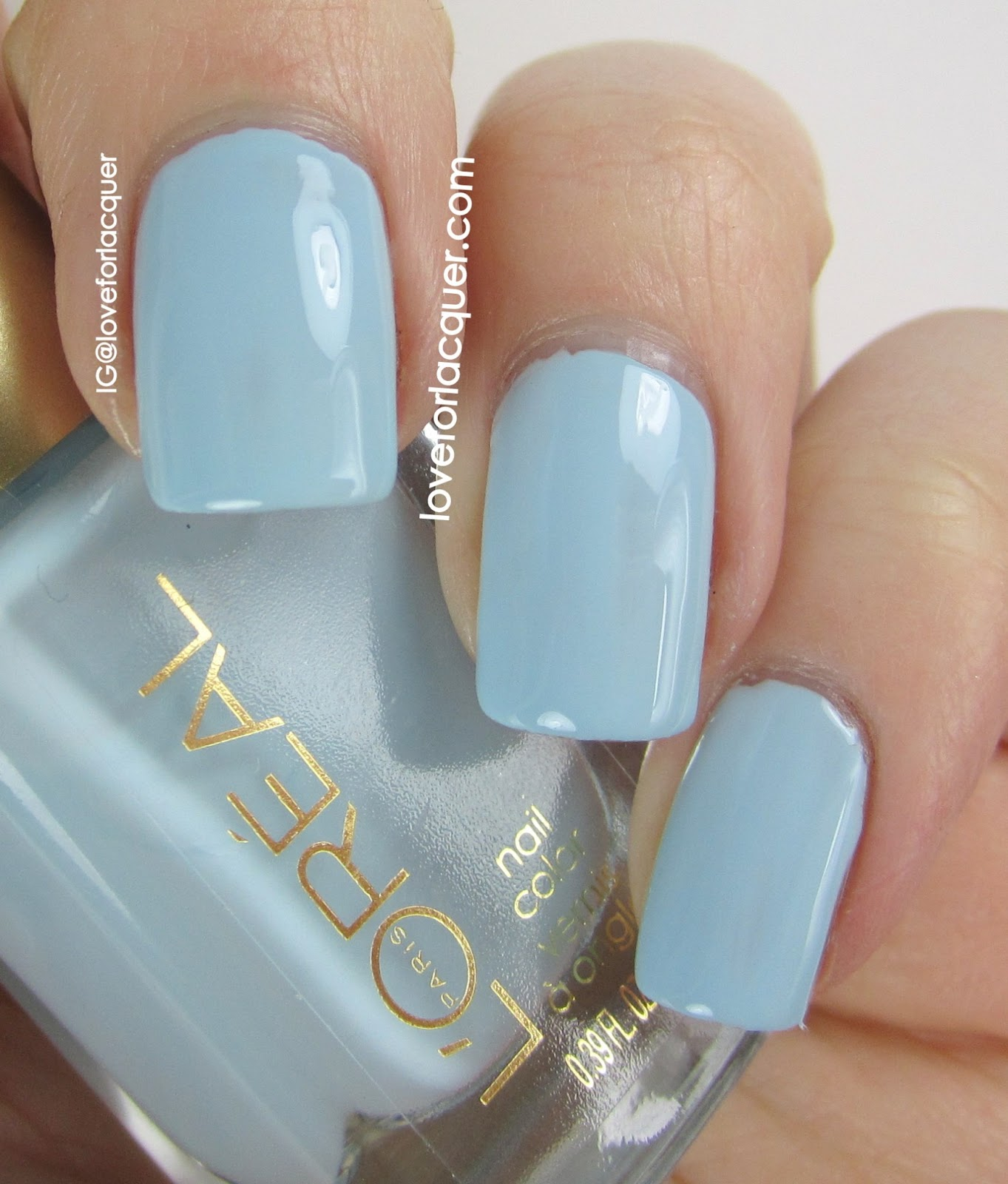 Loreal Spring Versailles Romance Swatches & Review - Love for Lacquer
