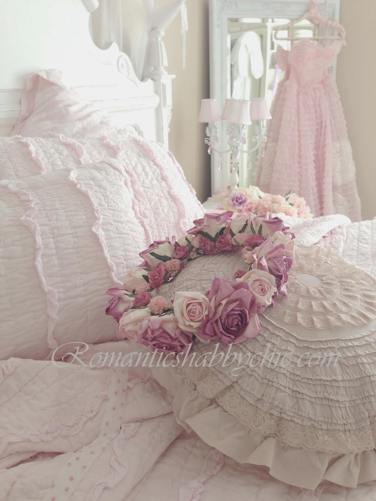 My Shabby Chic Home Romantik Evim Romantik Ev