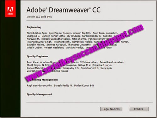 Dreamweaver CC has come with new professional. 30 May 2014 Develop more we