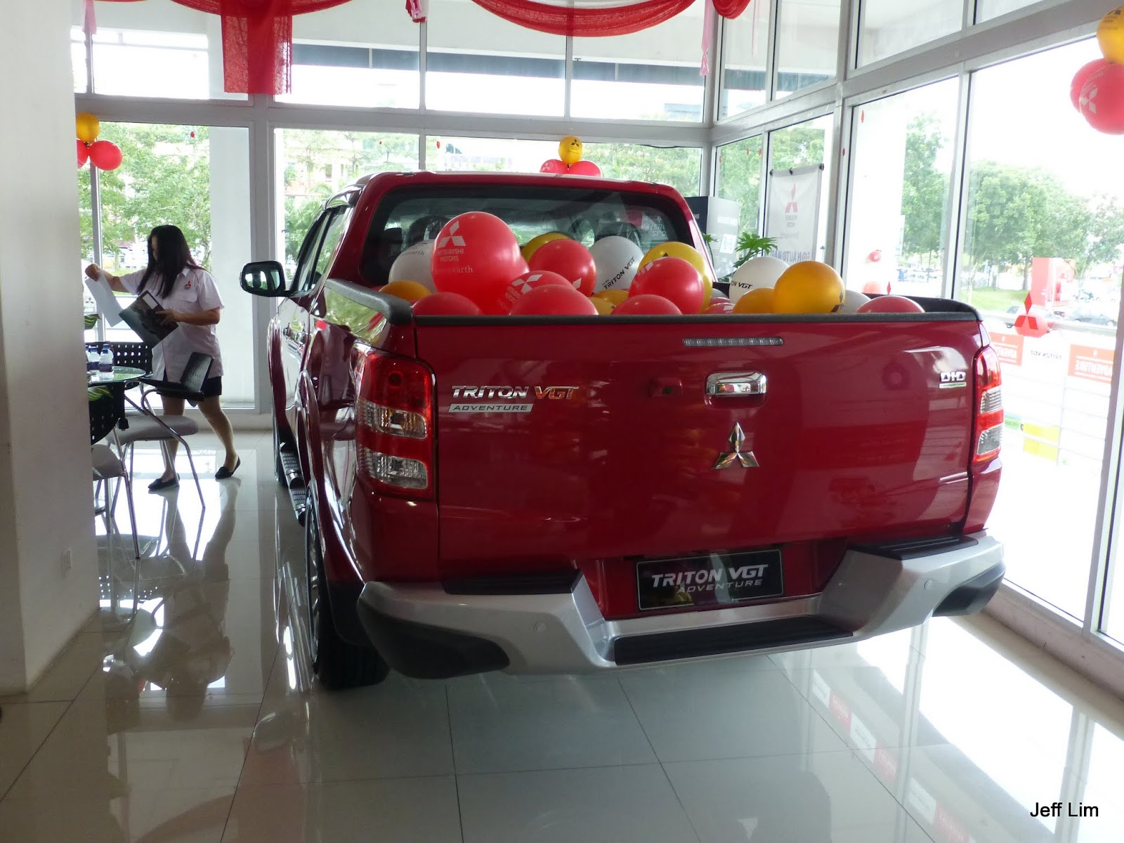 The model i m going to focus s triton adventure and triton vgt manual launched officially nationwide at 26 may 2015 this is the 2nd generation triton and