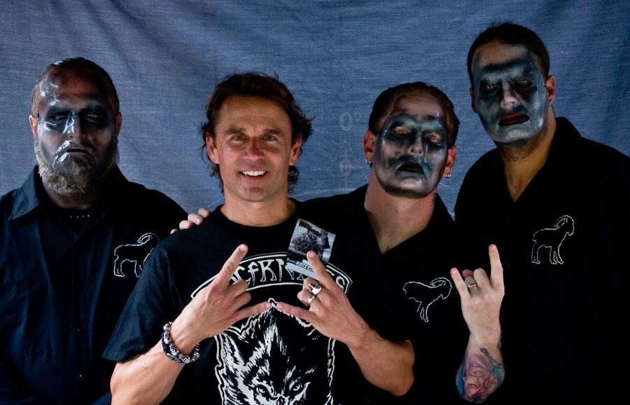 Slipknot Meet And Greet With The Death Masks Real Life Husband