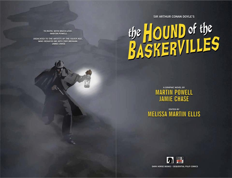 ALL PULP: CREDITS OF THE BASKERVILLES