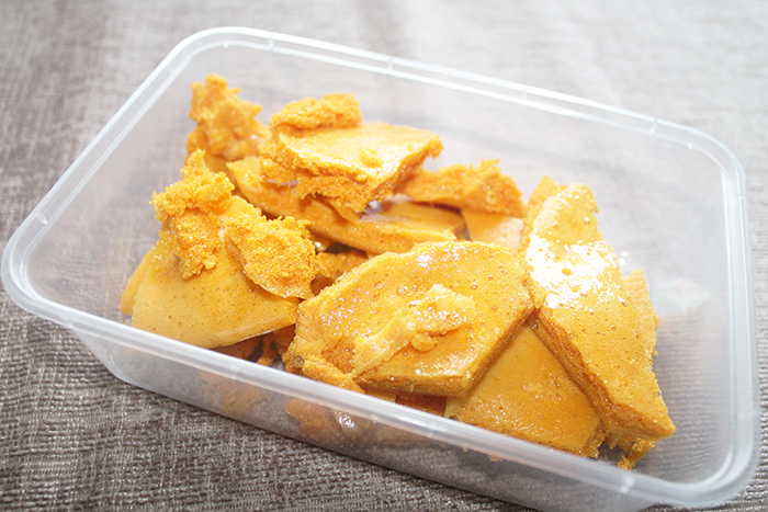 Hockey Pockey Honeycomb Recipe