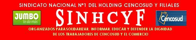 SINDICATO INTEREMPRESA CENCOSUD Y EL COMERCIO