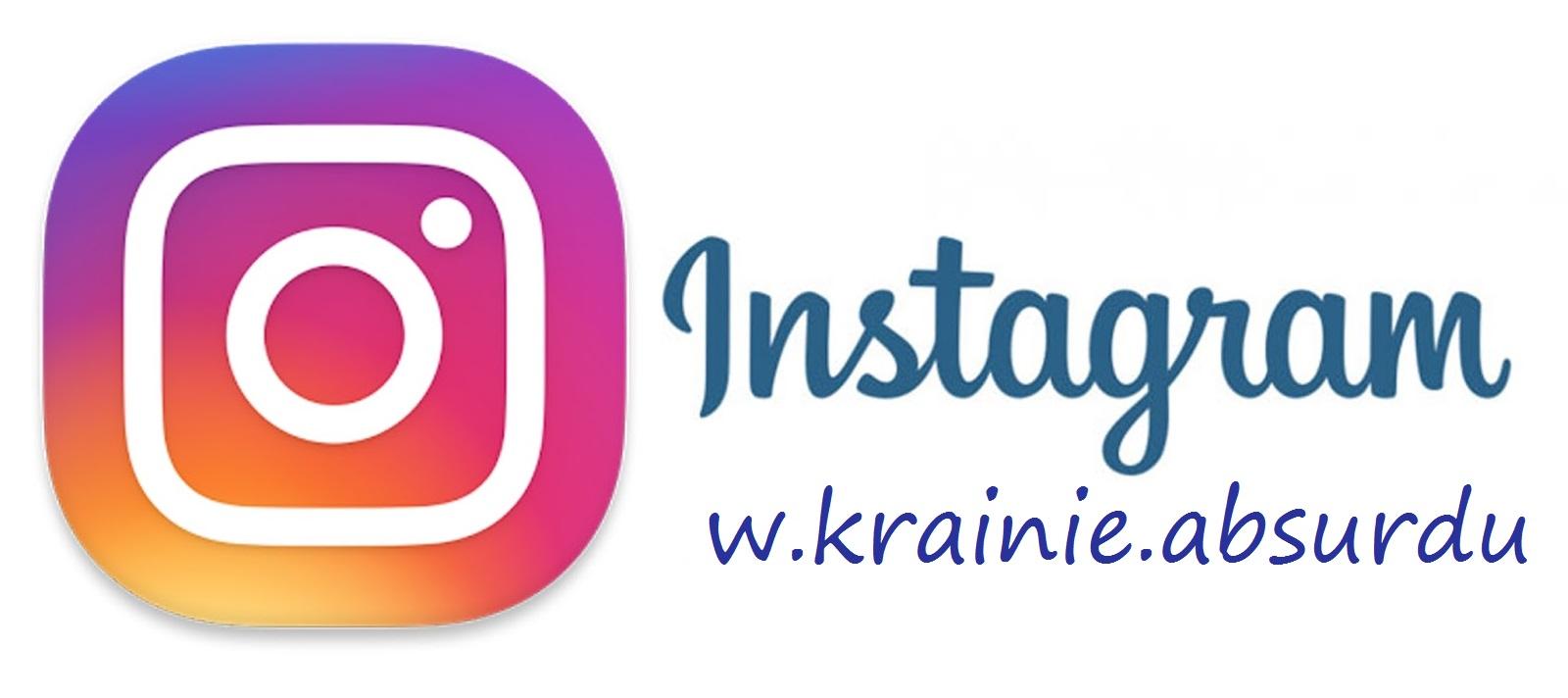 Blog na instagramie: